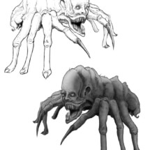 ilustracion-larva-lluvia-acida-azramari