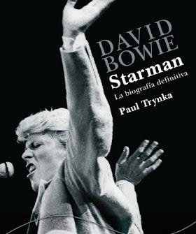 Libro David Bowie La biografía definitiva
