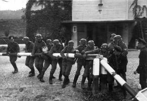 Alemanes inicio invasión Polonia