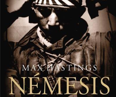 MAX HASTINGS NEMESIS