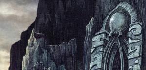 H.P LOVECRAFT - En las montañas de la locura