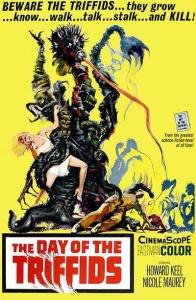 Película 1962 el día de los trífidos