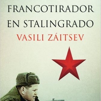 Portada Memorias de un francotirador en Stalingrado