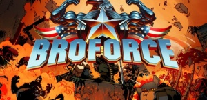 BROFORCE - Portada