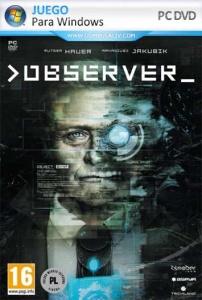 Observer portada Pc