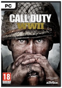 Portada Call of Duty WWII