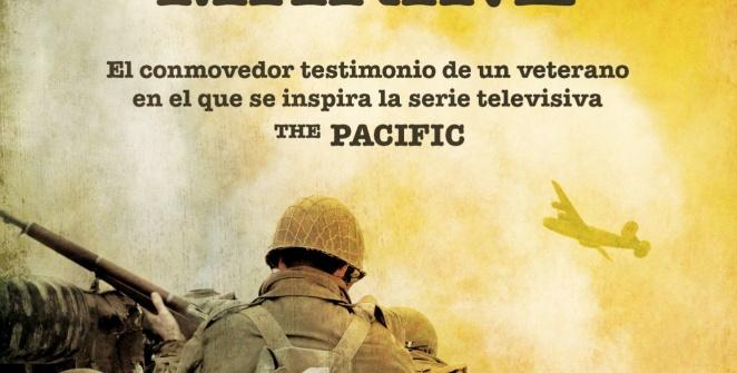 Portada de Diario de Un Marine