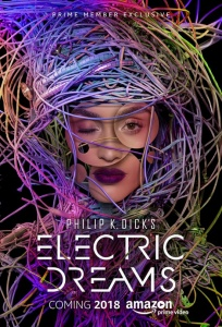 Portada Electric Dreams Philip K. Dreams