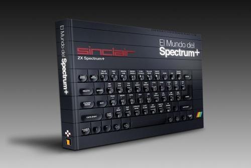 Portada Libro El mundo del Spectrum+