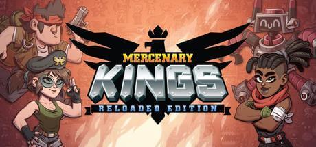Portada Mercenary Kings