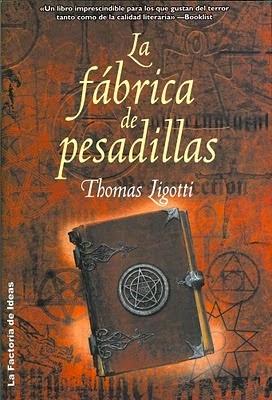 LA FABRICA DE PESADILLAS -