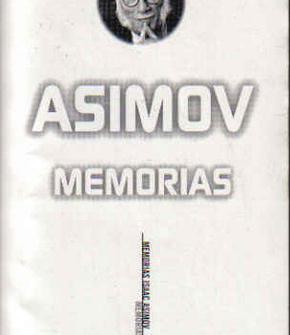 YO ASIMOV MEMORIAS